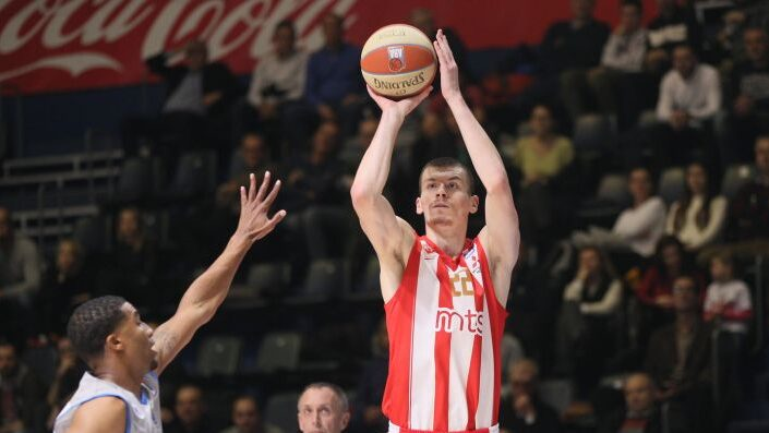 Borisa Simanic NBA Draft Scouting